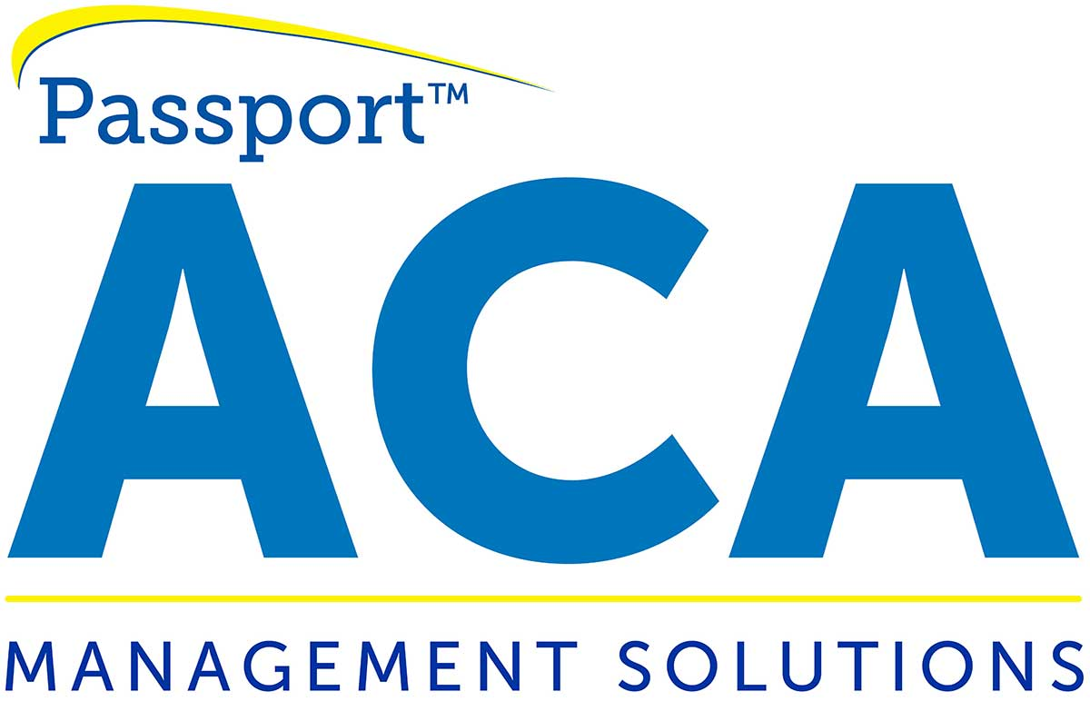 Passport Software's ACA Software and ACA Reporting Services logo