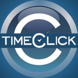 TimeClick logo