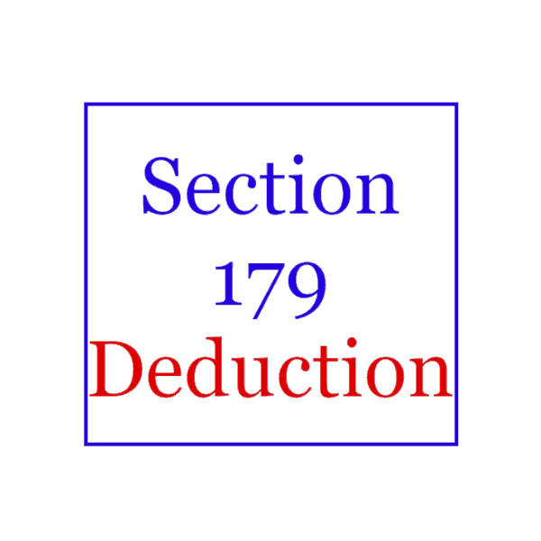 IRS Section 179