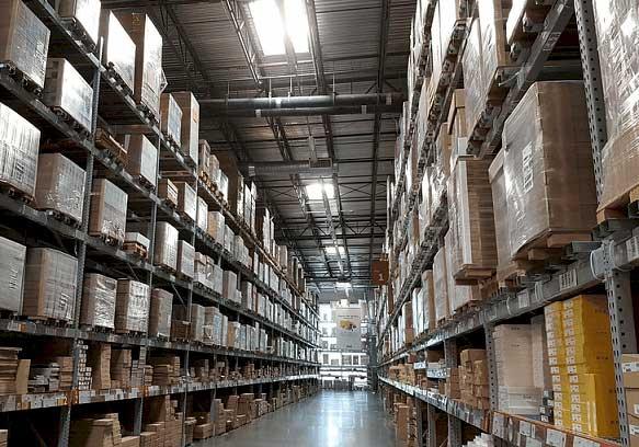 Distribution inventory
