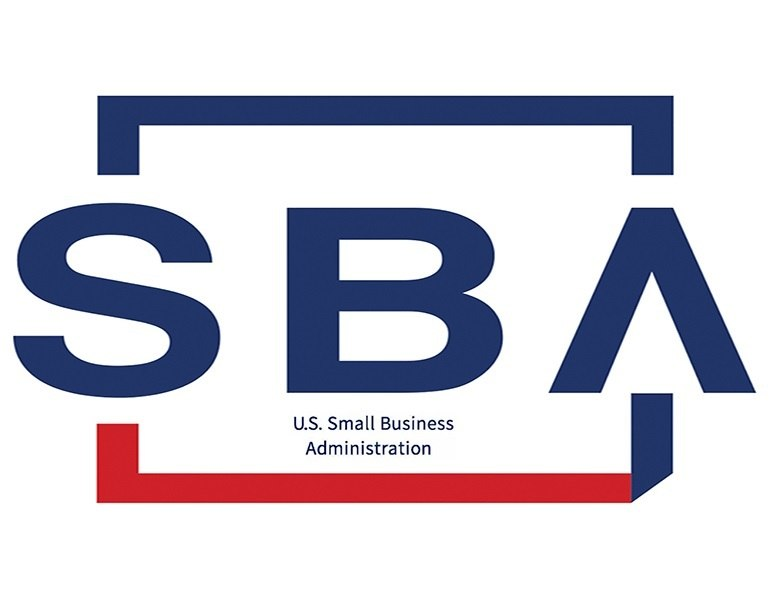 Logo for the SBA PPP which covers payroll