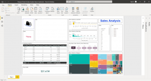 manufacturing software reporting screenshop